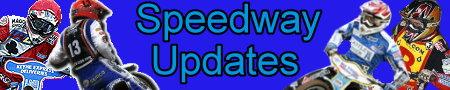 Speedway Updates